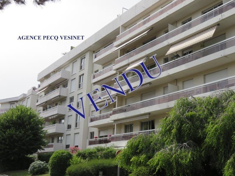Vente appartement Le pecq 471000€ - Photo 1