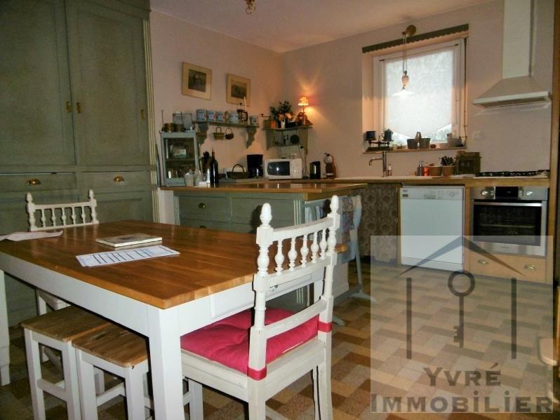 Sale house / villa Yvre l'eveque 426400€ - Picture 10