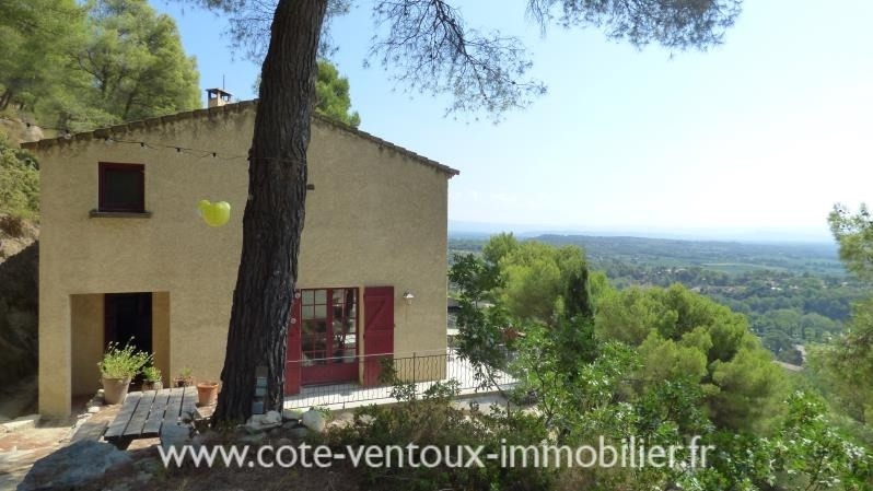 Vente maison / villa Beaumes de venise 367 000€ - Photo 1