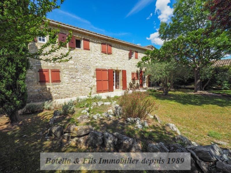 Verkoop van prestige  huis Uzes 688000€ - Foto 17
