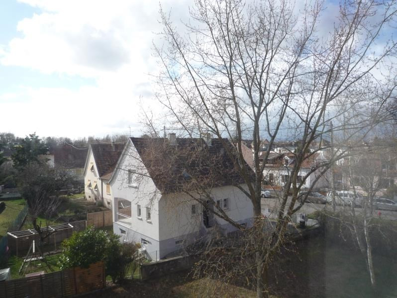 Investment property apartment Mulhouse 80 000€ - Picture 4