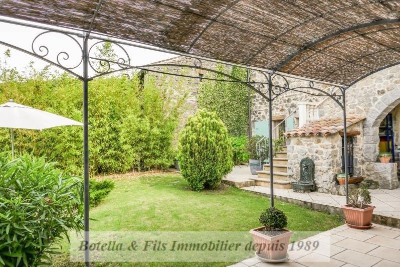 Immobile residenziali di prestigio casa Barjac 446000€ - Fotografia 14