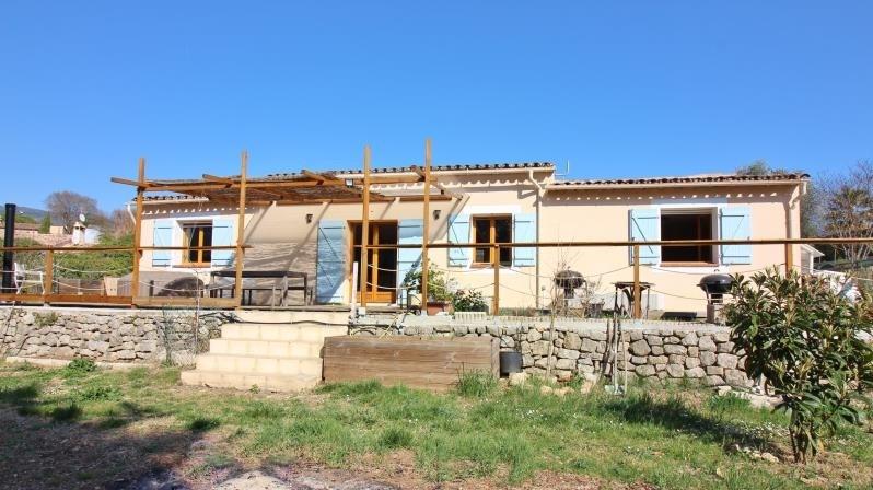Vente maison / villa Peymeinade 410000€ - Photo 1