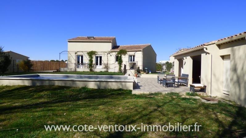 Vente maison / villa Mazan 430000€ - Photo 1