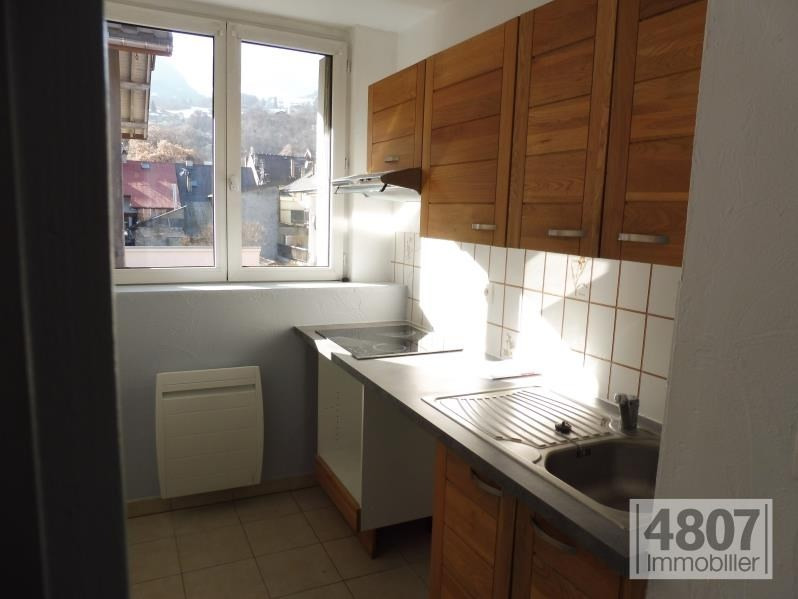 Location appartement Sallanches 643€ CC - Photo 1