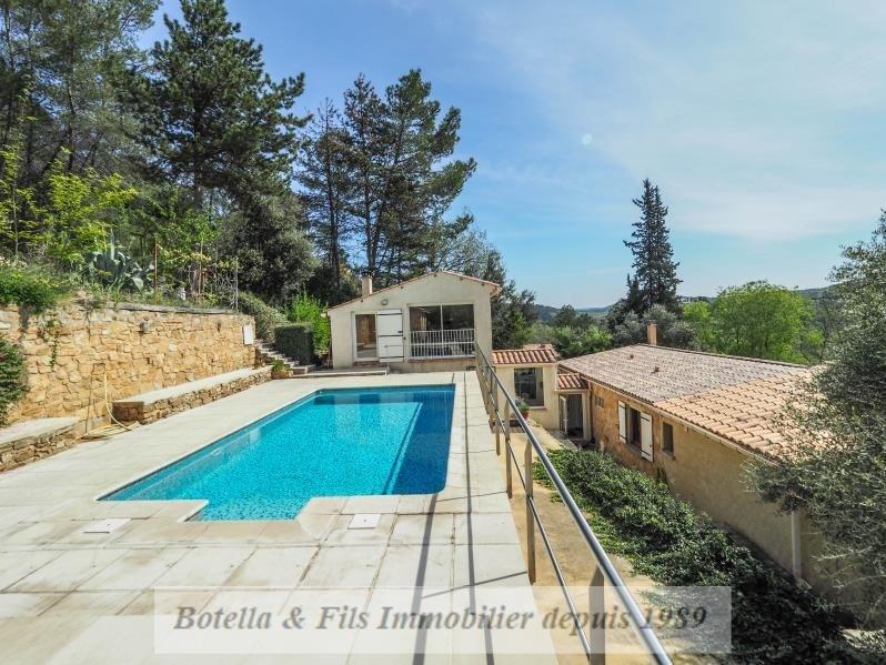 Vente maison / villa Uzes 390000€ - Photo 15