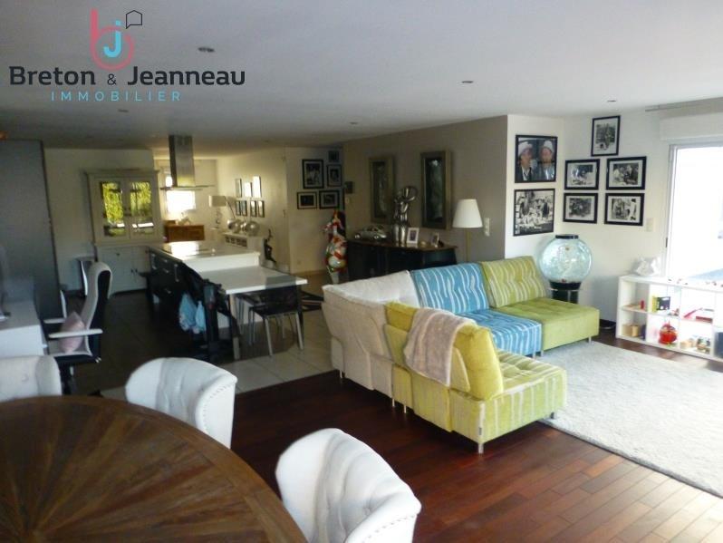 Sale house / villa Courbeveille 291200€ - Picture 2