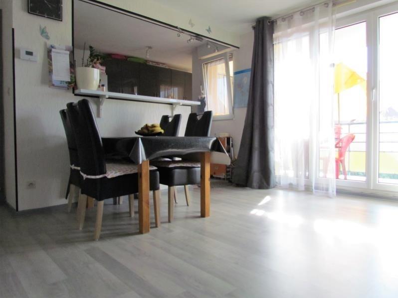 Vente appartement Hoenheim 148400€ - Photo 1