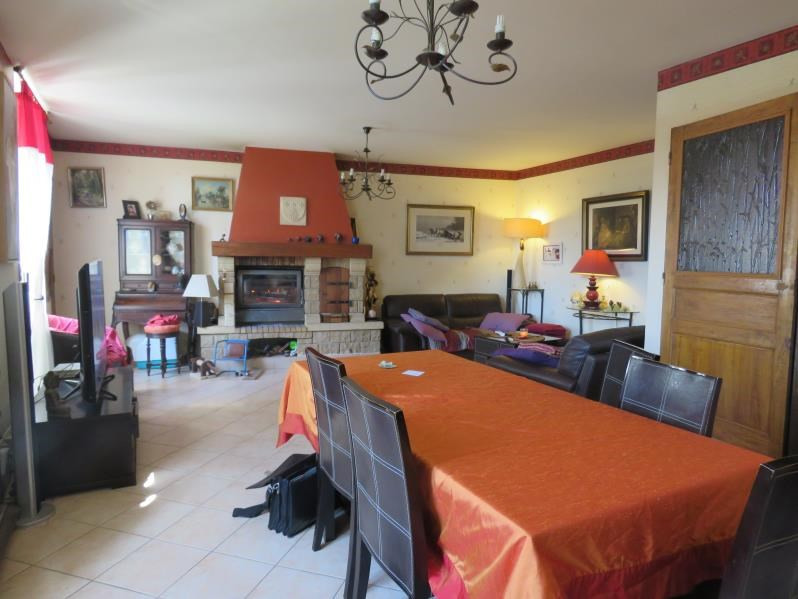 Sale house / villa Montoire sur le loir 129200€ - Picture 3