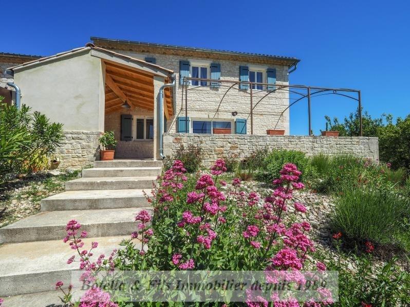 Vente maison / villa Barjac 239000€ - Photo 2