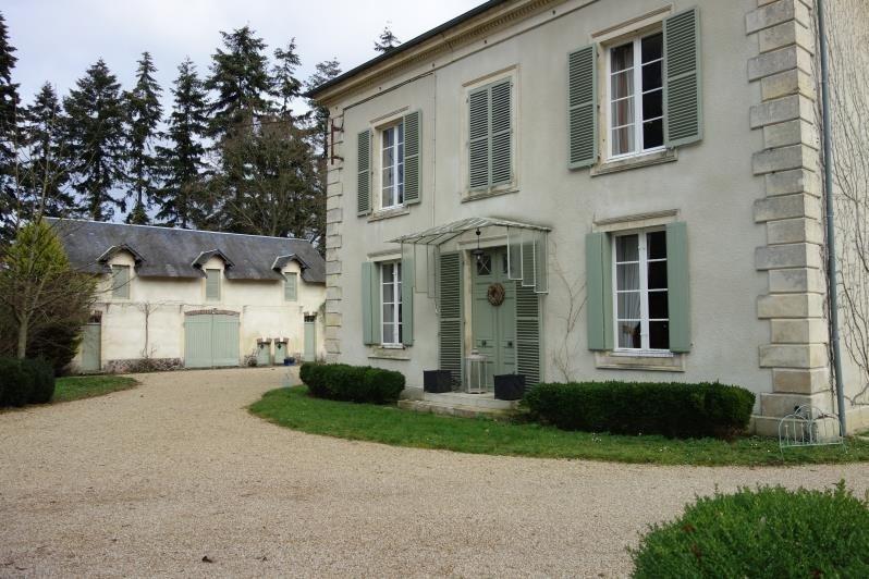 Revenda residencial de prestígio casa Thury harcourt 555000€ - Fotografia 1
