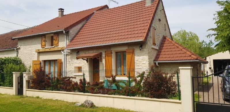 Sale house / villa Entrains sur nohain 139 750€ - Picture 1