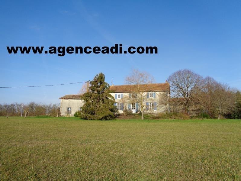 Vente maison / villa Bougon 187200€ - Photo 1