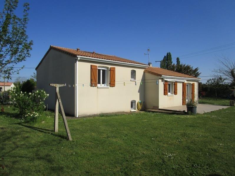 Vente maison / villa Azay le brule 176800€ - Photo 7