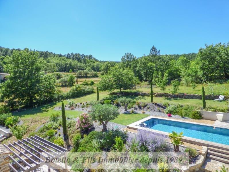Immobile residenziali di prestigio casa Barjac 795000€ - Fotografia 15