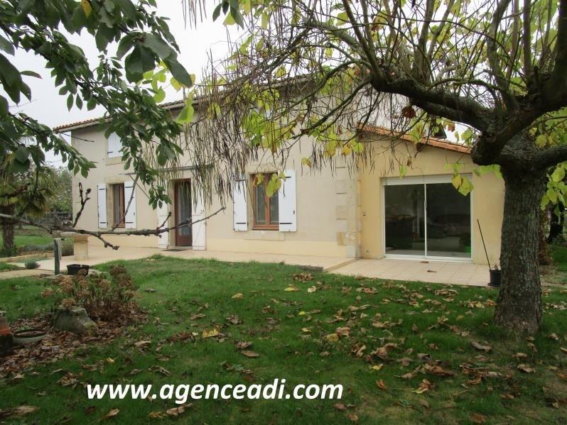 Vente maison / villa Nanteuil 145950€ - Photo 1