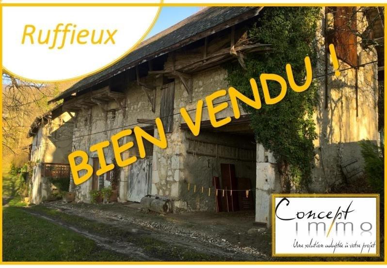 Sale house / villa Ruffieux 140000€ - Picture 1