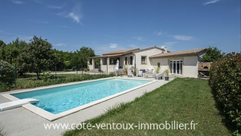 Vente maison / villa Mazan 375 000€ - Photo 1
