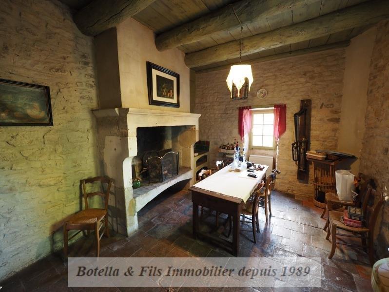 Verkoop van prestige  huis Barjac 795000€ - Foto 6