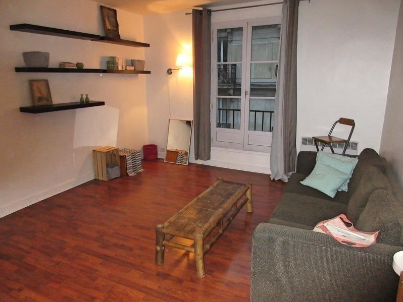 Sale apartment Paris 11ème 460000€ - Picture 2