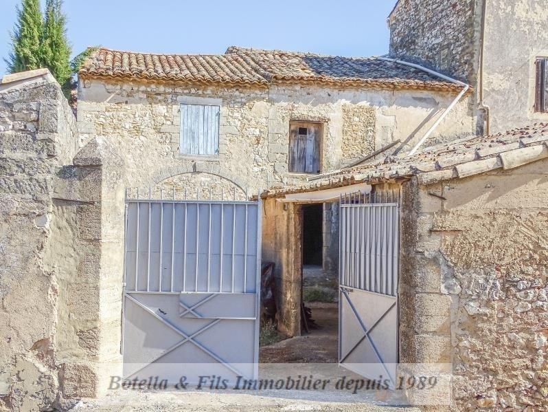 Vente maison / villa Uzes 99900€ - Photo 1