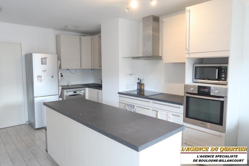 Rental apartment Boulogne billancourt 1800€ CC - Picture 4