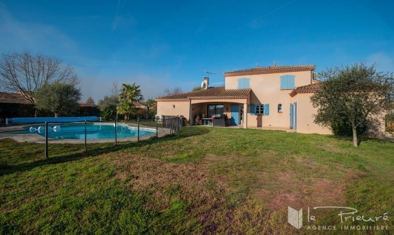 Vente maison / villa Cambon d'albi 420000€ - Photo 2