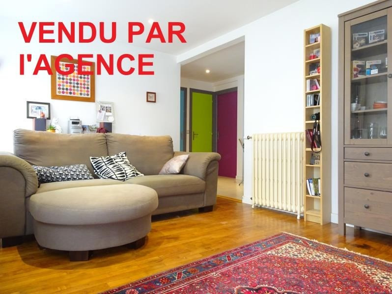 Sale apartment Brest 88000€ - Picture 1
