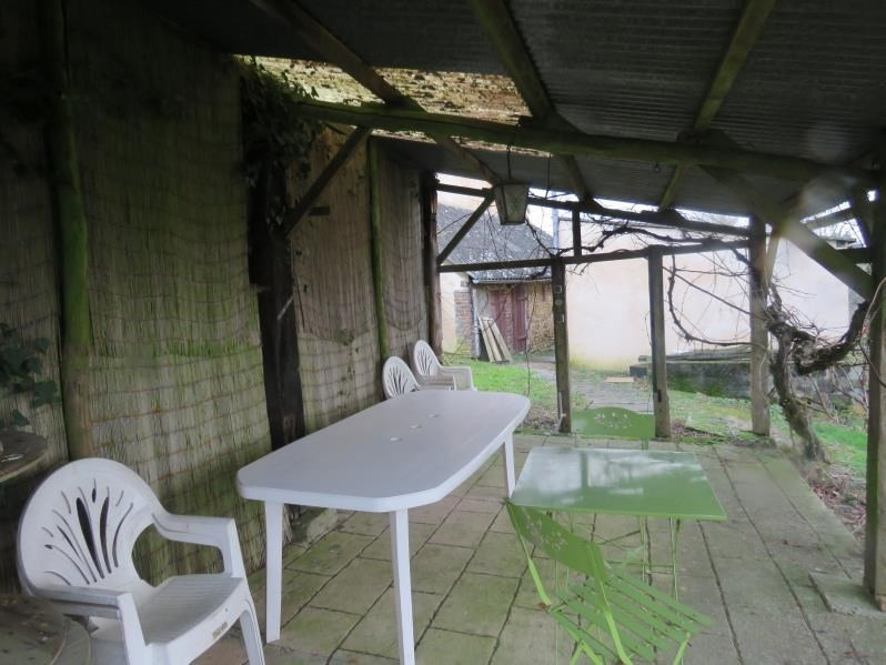 Vente maison / villa Montoire sur le loir 107000€ - Photo 9