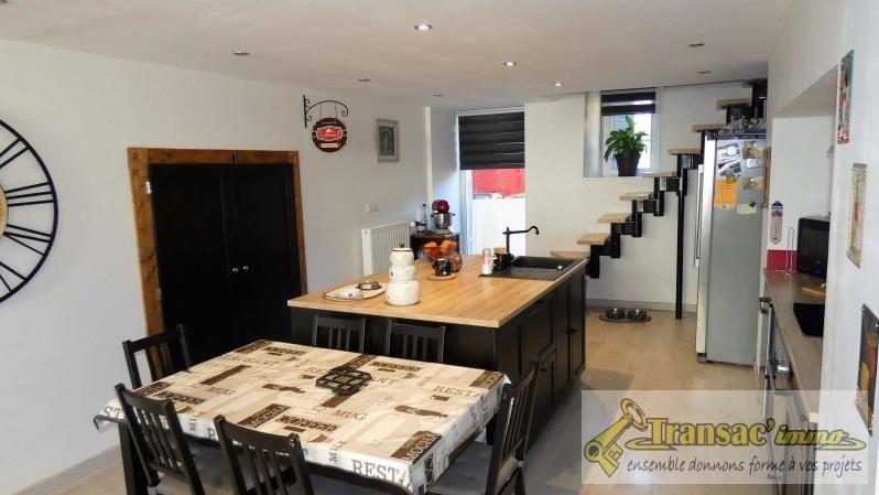 Sale house / villa St dier d'auvergne 154425€ - Picture 2