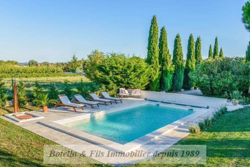 Verkoop van prestige  huis Uzes 997000€ - Foto 3