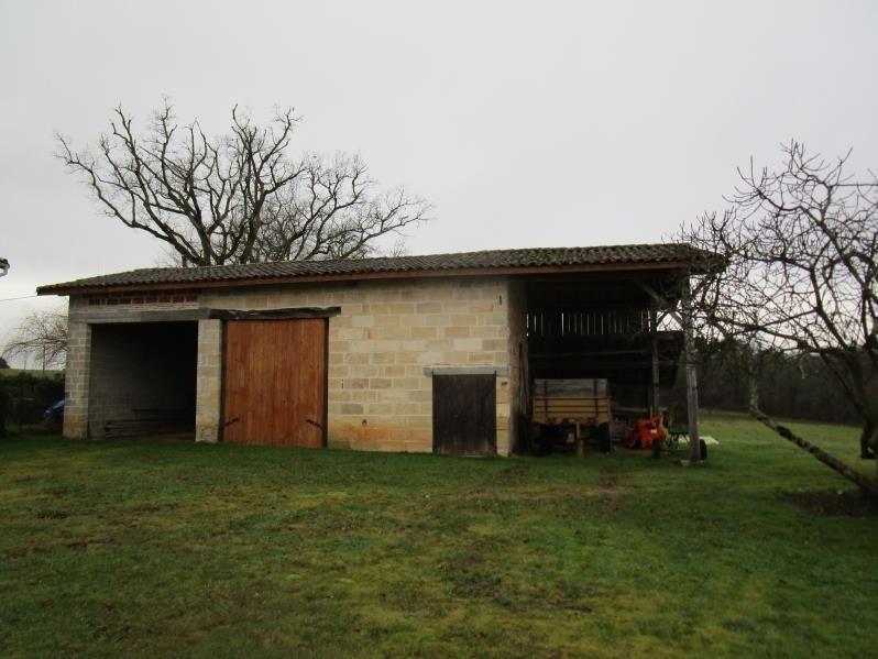 Vente maison / villa Le pizou 128000€ - Photo 3