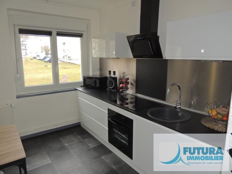 Vente appartement Forbach 77 000€ - Photo 1