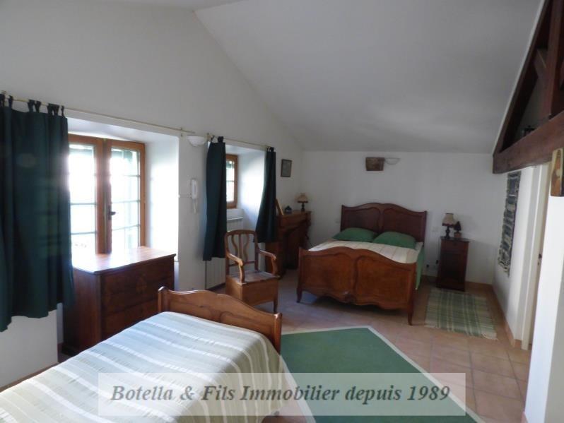 Deluxe sale house / villa Uzes 399000€ - Picture 6