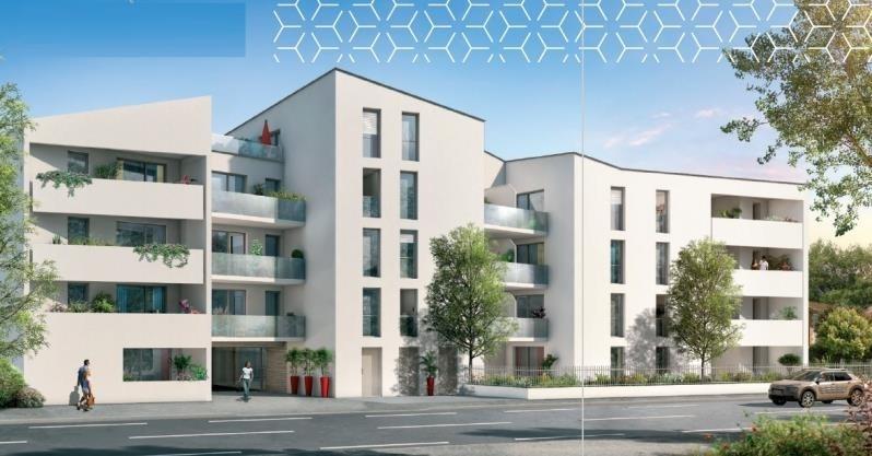 Vente appartement Toulouse 262000€ - Photo 2
