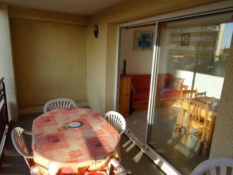 Vente appartement Valras 106000€ - Photo 2