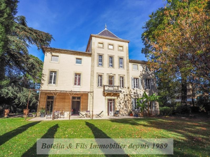 Deluxe sale chateau Uzes 760000€ - Picture 11
