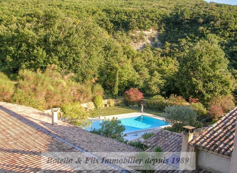 Verkoop van prestige  huis Uzes 985000€ - Foto 12