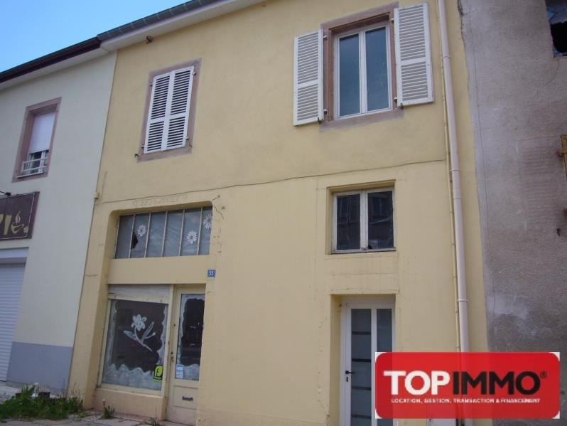 Investment property house / villa Provencheres / fave 34000€ - Picture 1