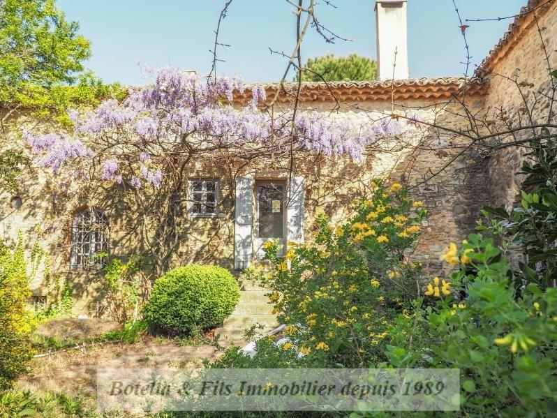 Vente de prestige maison / villa Uzes 998000€ - Photo 12