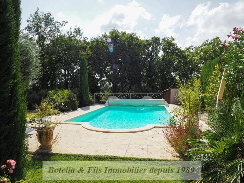 Verkauf von luxusobjekt haus Uzes 535000€ - Fotografie 11