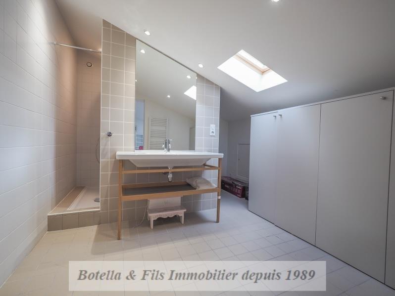 Venta de prestigio  apartamento Uzes 1250000€ - Fotografía 9