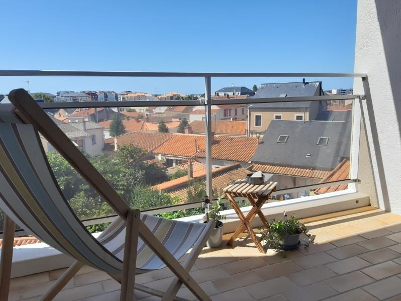Vente appartement Les sables d'olonne 191 900€ - Photo 1