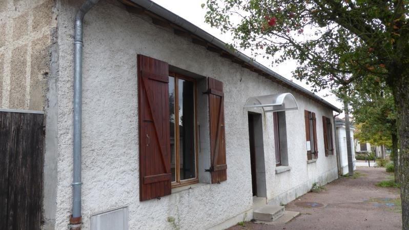 Vente maison / villa Varennes vauzelles 114500€ - Photo 2
