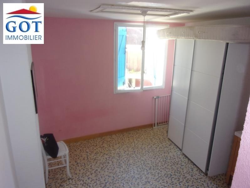 Vente maison / villa Saint laurent de la salanq 74500€ - Photo 5