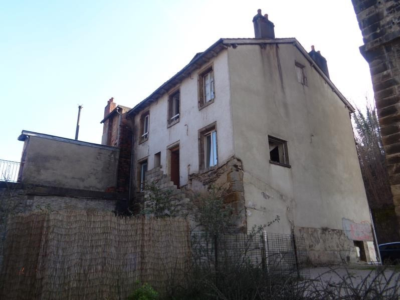 Sale building Aubin 65 850€ - Picture 2