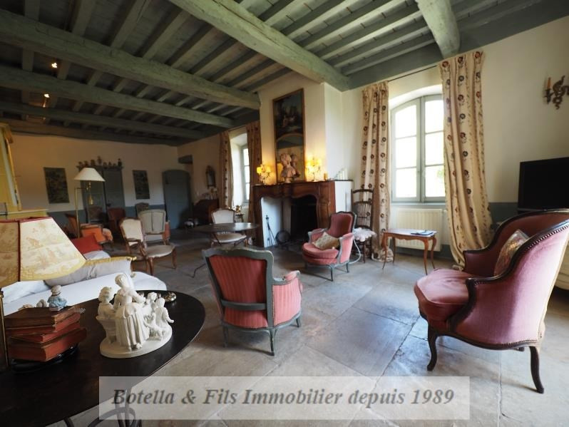 Vente de prestige maison / villa Uzes 1260000€ - Photo 5