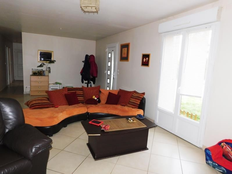 Sale house / villa Montoire sur le loir 156500€ - Picture 5