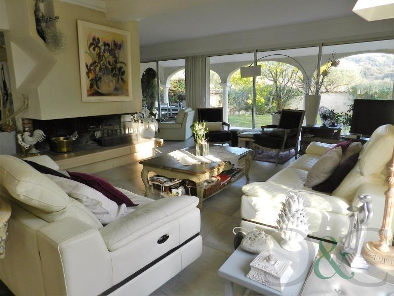 Sale house / villa Bormes les mimosas 890000€ - Picture 2