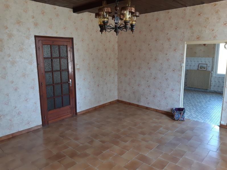 Sale house / villa Montpon menesterol 81500€ - Picture 4